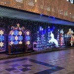 「大阪・光の饗宴」。弊社もイルミネーションを設置しました!