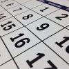 天皇陛下ご退位によるカレンダー制作の影響